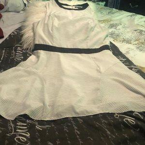 Fun Strip work Dress